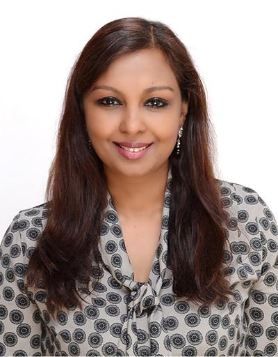 Dr Beena Giridharan